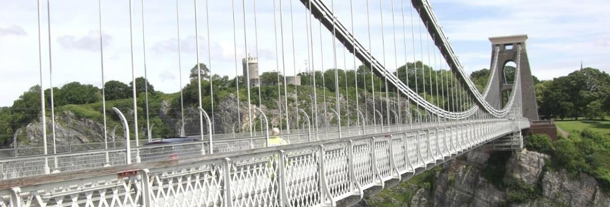 Clifton Suspension Bridge at Bristol