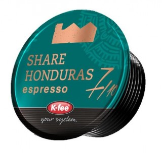 K-Fee Share Honduras Coffee Capsule
