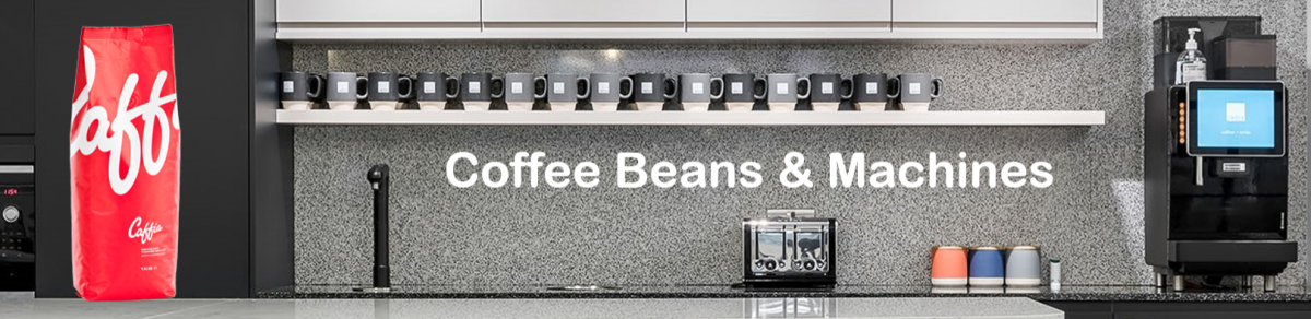 Coffee Beans & Machines