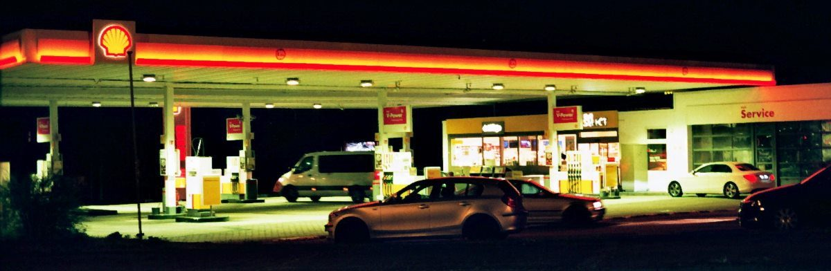 Shell Forecourt Image